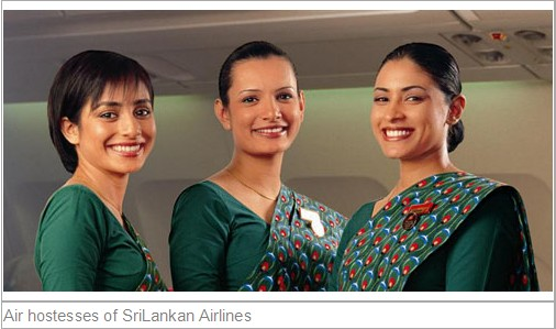 beautiful air hostess in the world